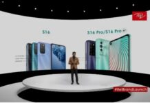itel S16 series launched in Nigeria.