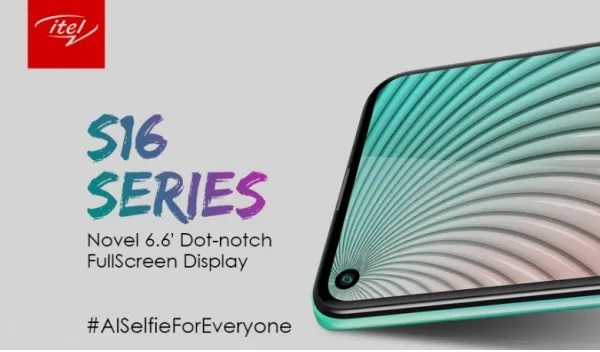 itel S16 series launched in Nigeria