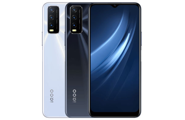 vivo iQOO U1x in colors