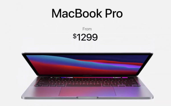 Apple MacBook Pro 13 with M1 Chip Price