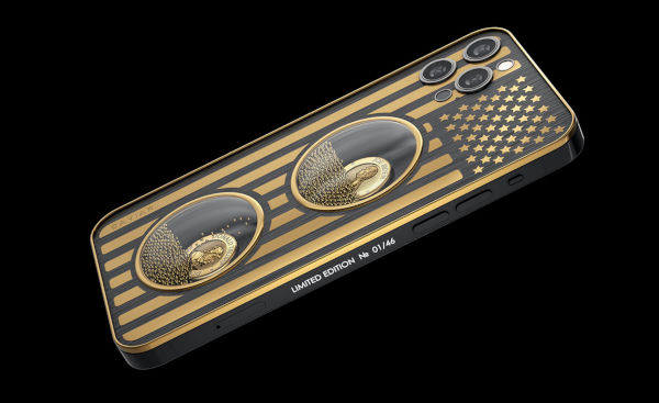 Apple iPhone 12 Pro Sands of Time Edition by Caviar