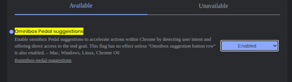 How To Enable Chrome Action 2