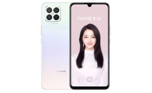 Huawei nova 8 SE 1
