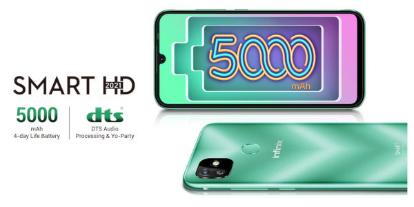 Infinix Smart HD launched