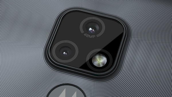 Moto E7 camera