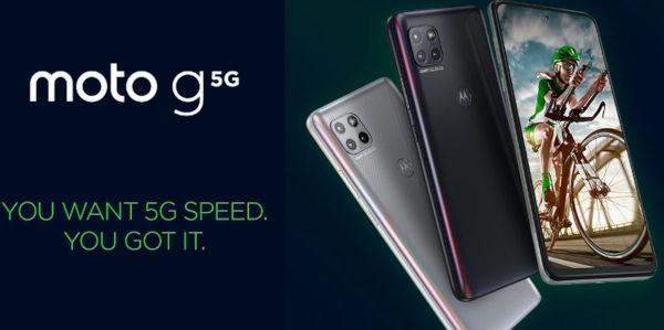 Motorola Moto G 5G launched