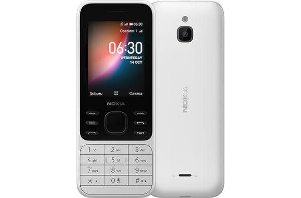Nokia 6300 4G In White
