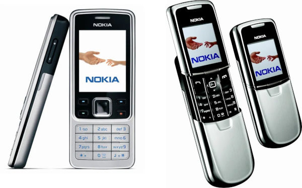 Nokia 6300 and Nokia 8000