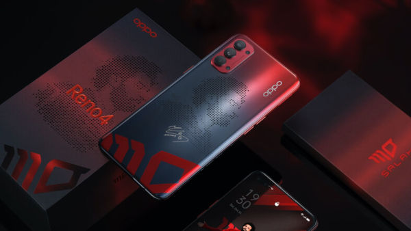 OPPO Reno4 Mo Salah Edition launched