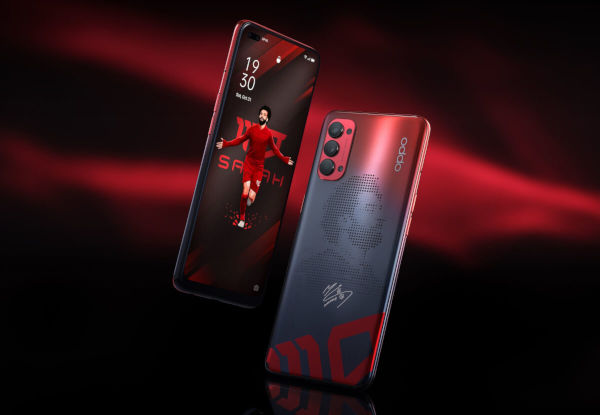 OPPO Reno4 Mo Salah Edition launched1