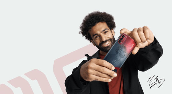 OPPO Reno4 Mo Salah Edition unveiled