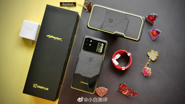 OnePlus 8T Cyberpunk 2077 Limited Edition launched 4