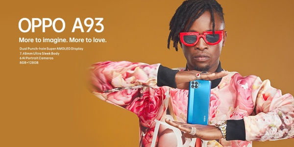 Oppo A93 launched In Nigeria