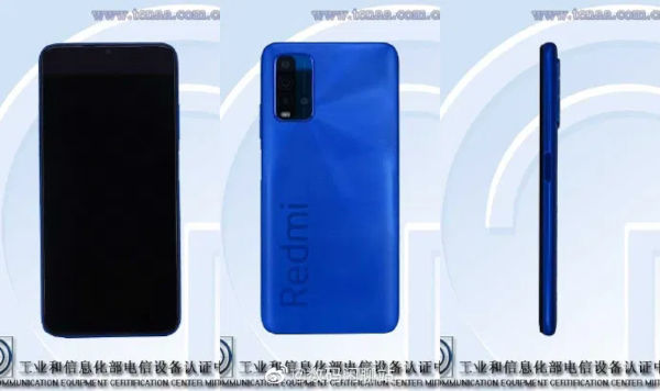 POCO M3 Render could be a rebranded Redmi Phone