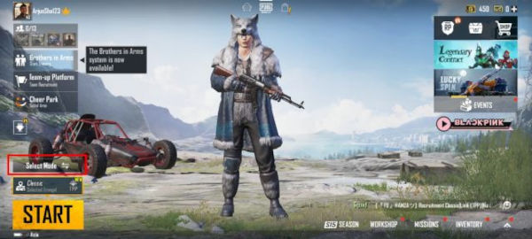 Play PUBG Mobile in Restricted Regions