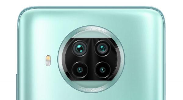 Redmi Note 9 Pro 5G camera