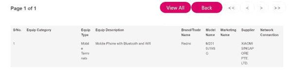 Redmi note 10 4G passes IMDA certifications