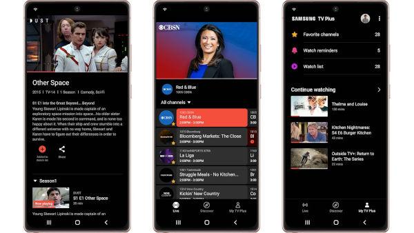 Samsung TV Plus