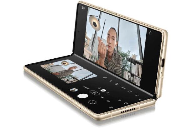 Samsung W21 5G 3