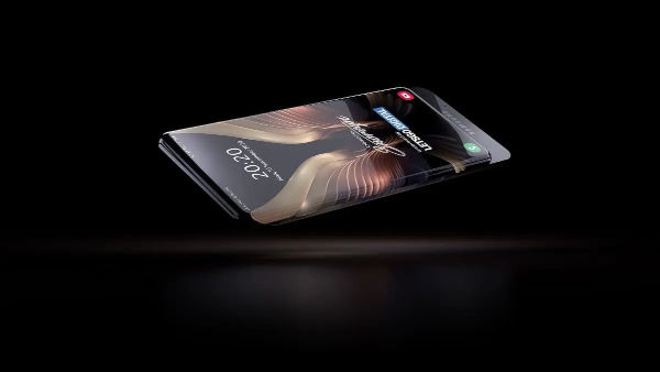 Samsung Working On A Smartphone Like The Xiaomi Mi Mix Alpha 1