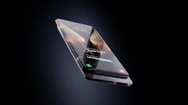 Samsung Working On A Smartphone Like The Xiaomi Mi Mix Alpha 2