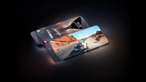 Samsung Working On A Smartphone Like The Xiaomi Mi Mix Alpha
