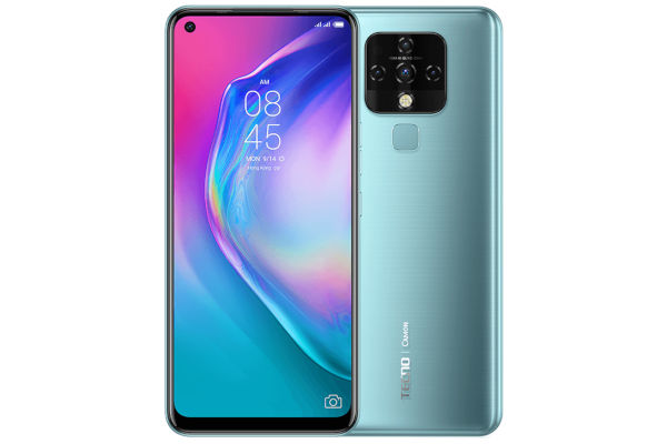 Tecno Camon 16 SE Purist Blue
