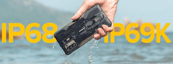 Ulefone Armor 10 5G is waterproof