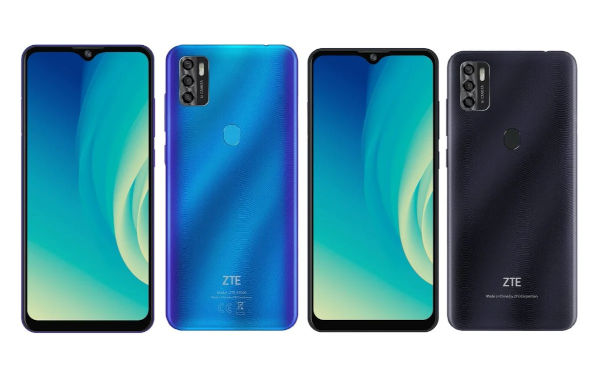 ZTE Blade A7s 2020 in colors