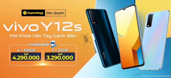 vivo Y12s price