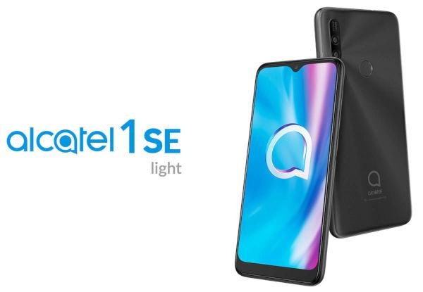 Alcatel 1SE light launched