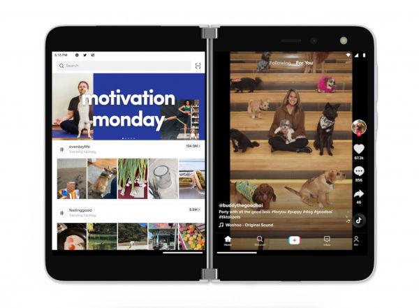 Enhanced TikTok and Microsoft Teams apps