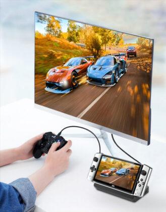 GPD Win 3 handheld gaming PC review