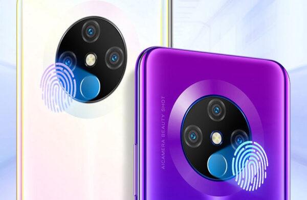 Gionee K30 Pro fingerprint