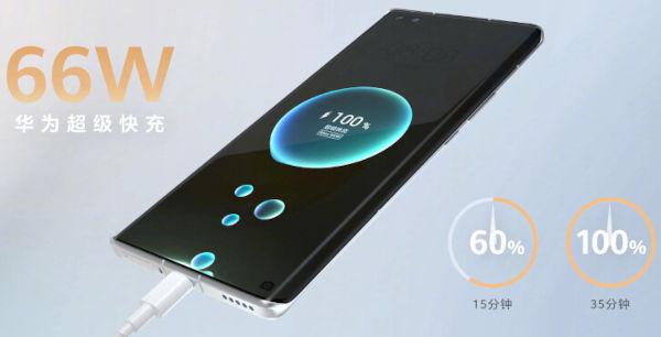 Huawei nova 8 Pro battery and charging