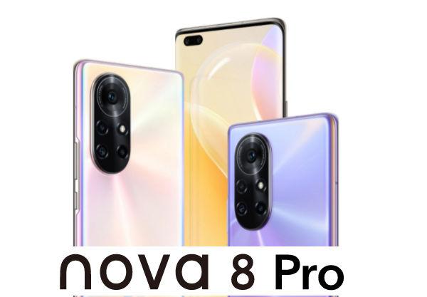 Huawei nova 8 Pro launched