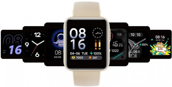 Mi Watch Lite specs and features1