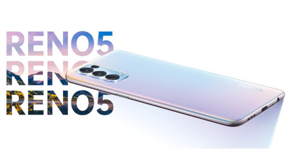 Oppo Reno5 4G launched