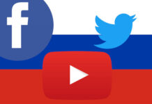 Russia To Ban Facebook Twitter And YouTube