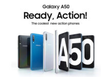 Samsung Galaxy A50 launched