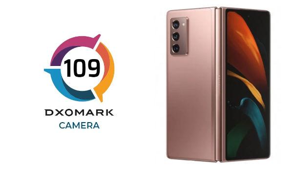 Samsung Galaxy Z Fold2 scores 109 points in DXOMARK camera test