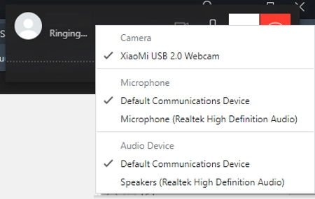 Voice and Video Calls on WhatsApp Web and Desktop 1