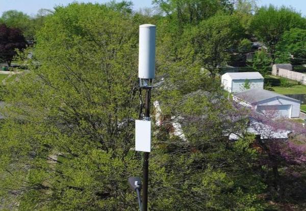 5G Mast Verizon