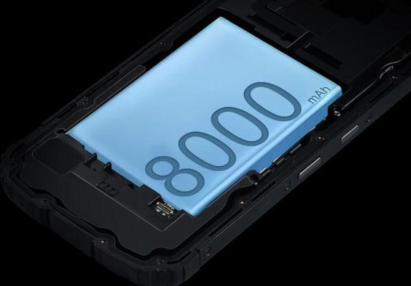 ARCHOS X67 5G battery