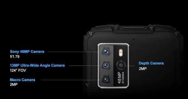 ARCHOS X67 5G camera