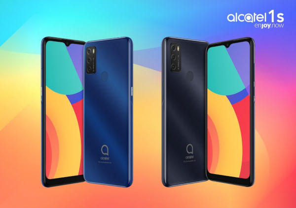 Alcatel 1S 2021 launched