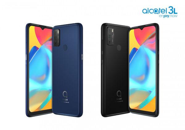 Alcatel 3L 2021 launched
