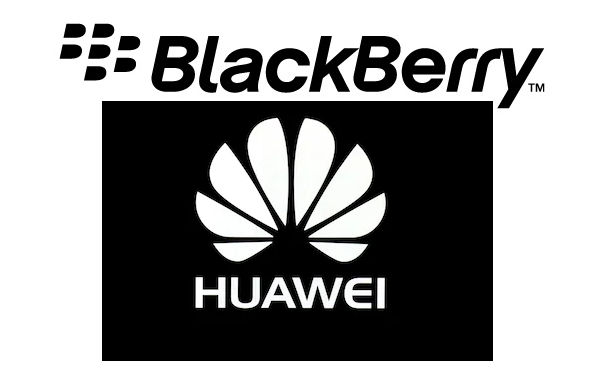 BlackBerry and Huawei