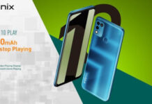Infinix Hot 10 Play Launched In Nigeria