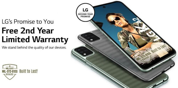 LG K42 launched